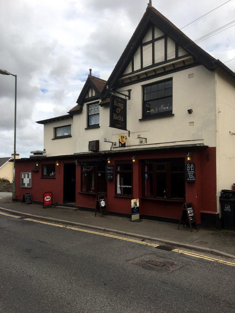Ring 'O' Bells Pub Devon 1